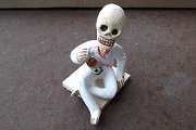 Day of the Dead Figure - Drunken Philosopher - Second Quality