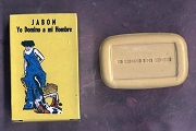 I Dominate My Man Soap (Jabon: Yo Domino a mi Hombre)