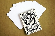 Sampler Pack of 10 Blank Playing Cards or Artist Trading Cards