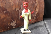 Day of the Dead Devil Woman Figure