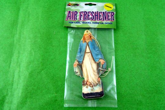 Our Lady of Grace (Blessed Mother) Air Freshener