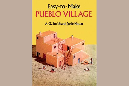 Book: Easy to Make Pueblo Village