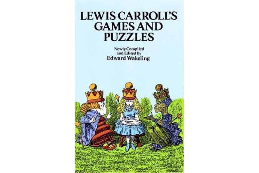 Lewis Carroll's Games & Puzzles Book