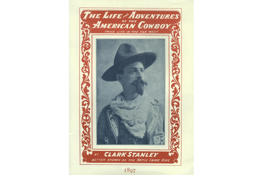 The Live and Adventures of the American Cowboy