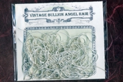 Vintage Silvery Angel Hair Bullion
