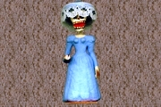 Day of the Dead Figure - Catrina