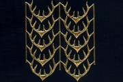 Golden Dresden Antlers - Package of 10