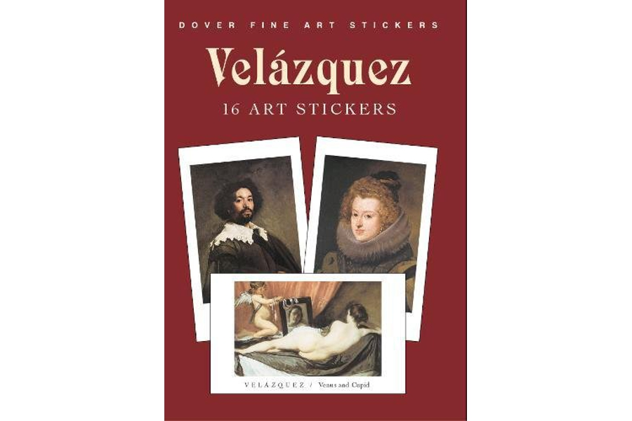 Diego Velazquez Fine Art Stickers