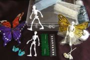SilverCrow Exclusive Dead Fairy Kit (makes 2 Faeries)