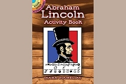 Little Activity Book: Abraham Lincoln