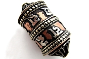 Opening Prayer Wheel Bead