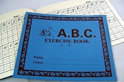 Asian Practice Booklet: ABC Exercise Book: Lower Case Cursive
