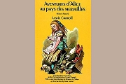 Book: Aventures d'Alice au pays des merveilles (Alice in Wonderland - in French)