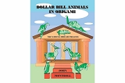 Dollar Bill Animals in Origami Soft Bound Book - Second Quality