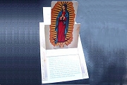 Our Lady of Guadalupe Specialty Pop-Up Holy Card