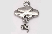 Articulated Cloud #9 Charm