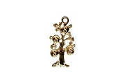 Golden Money Tree Charm
