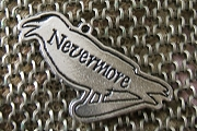 Nevermore Raven Charm