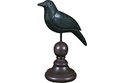 Crow on Spindle