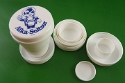 Vintage Alka-Seltzer Collapsible Cup