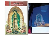 Large Color Decal of Our Lady of Guadalupe