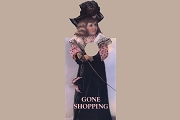 Gone Shopping Door Hanger