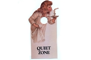 Quiet Zone Door Hanger