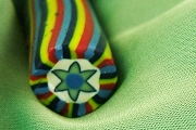 Ready to Slice and Bake Fimo Stick or Roll - Star of David