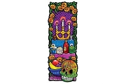 Very Large Day of the Dead Altar Cut Out
