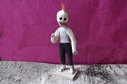 Day of the Dead Figure - New Punk Rocker