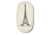 Elegant Ergonomic Eraser - Eiffel Tower - Second Quality