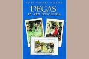 Fine Art Stickers: Edgar Degas