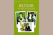 Pierre-Auguste Renoir Fine Art Stickers