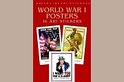 Fine Art Stickers: World War I Posters