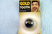 Fake Gold Tooth