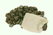Pouch of Iron Pyrite