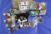 Exclusive SilverCrow Day of the Dead Charm Bracelet Kit