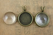 Mini Cabochon Pendant Kit