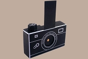Pin-Hole Solargraphy Camera Kit