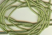 Strand Old-Time Victorian Style Krausbouillion Crinkle Wire - Pistachio Green