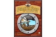 Pirate Ship Magnetic Play Scene