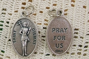 Saint Dismas Medal - Patron Saint of those Convicted of Murder - Death Penalty