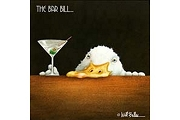 Napkins - from Will Bullas - The Bar Bill...