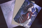 Memento - Mystical Ravens Note Card