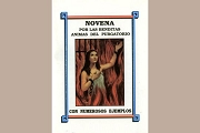Spanish Language Booket - Novena - Anima Sola