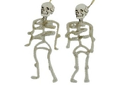 Old Fashioned Skeleton Chenille Ornament