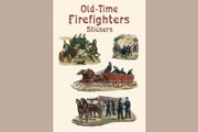 Old-Time Firefighters Stickers