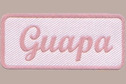 PINK Guapa (Pretty) Patch