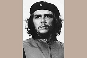 Art Postcard - Ché Guevara (Black & White)