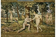 Art Postcard - Firenze (The Temptation of Eve)
